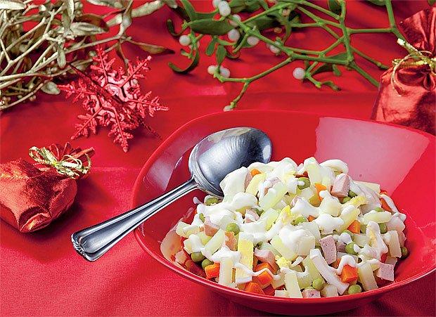 domácí bramborový salát