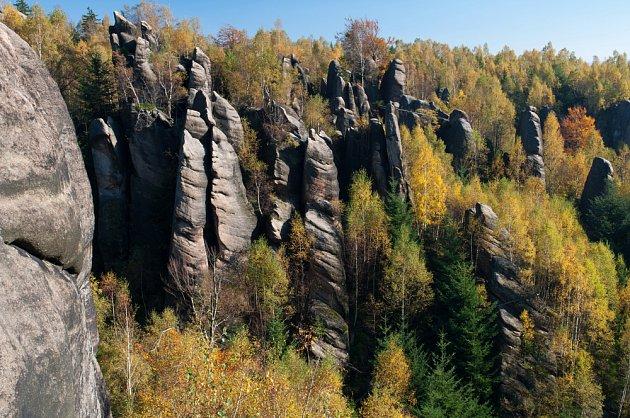 Tahle hříčka přírody se začala tvořit již před 80 miliony lety...