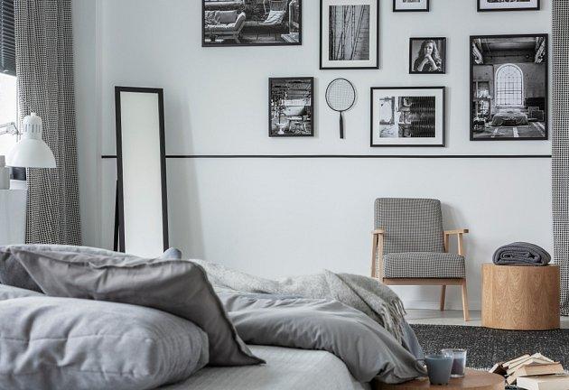 Fotky se hodí do haly, chodby, obývacího pokoje, ale i do ložnice.