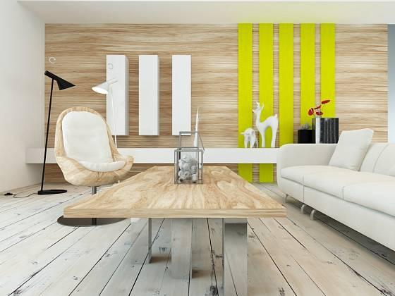 Prosté geometrické tvary a neutrální barvy, to je minimalismus.