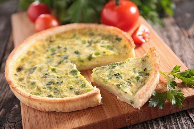 Kombinace sýrů a póru je vynikající