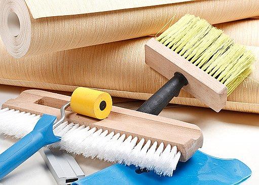 nástroje pro tapetování