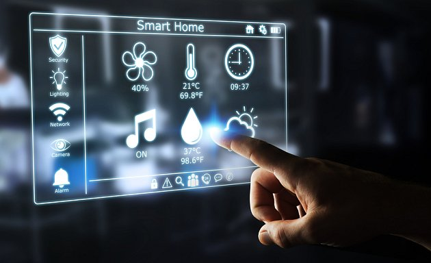 Chytré světlo můžete ovládat společně s dalšími kompatibilními přístroji.