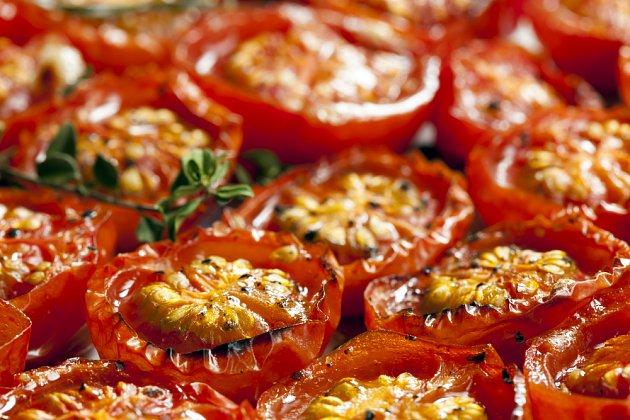 Pečená rajčata jsou opravdovou lahůdkou