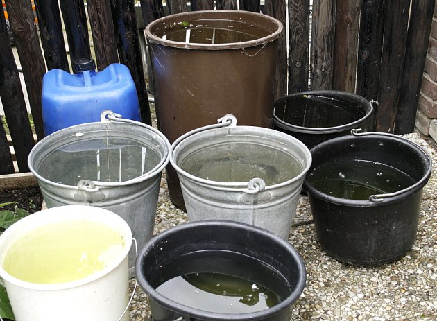 Šedá voda si najde využití
