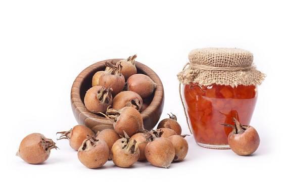 Z mišpulí připravíte výtečné marmelády, povidla i kompoty