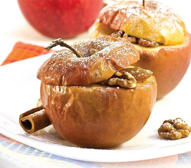 plněná jablka