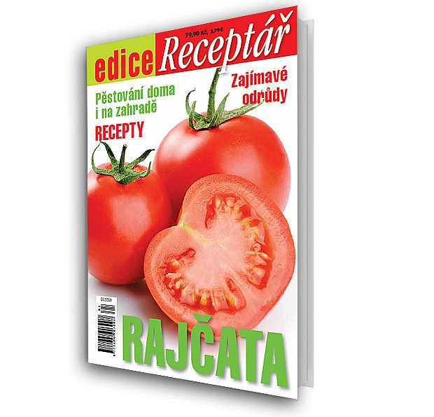 Rajčata z edice Receptáře