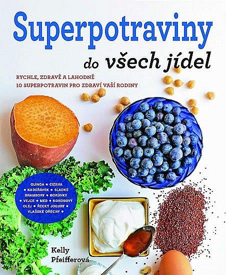 Kuchařka vyšla i v češtině, vydalo ji nakladatelství Metafora.