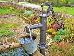 staré pumpy nahradila moderní elektrická čerpadla