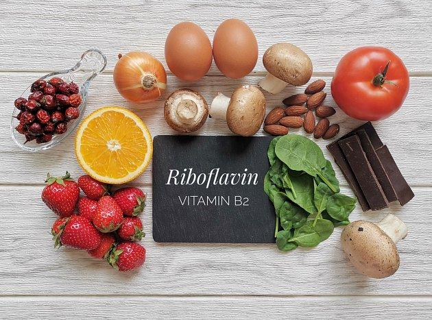 Riboflavin neboli E101 vašemu zdraví také prospěje.