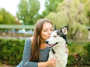 Svého majitele si psi pamatují velmi dobře