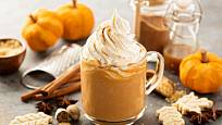 Chuť dýně, kávy a smetany v dokonalé harmonii