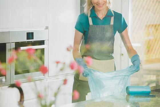Pravidelně vynášený koš je dobrou prevenci proti octomilkám