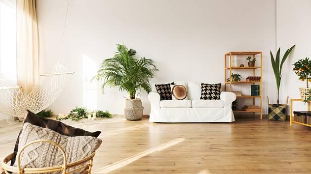 Pod mnoho druhů podlah je vhodné podlahové vytápění.