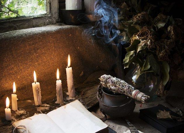 Vykuřování bylinami má prastarou tradici