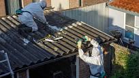 I likvidace menších střech je náročná