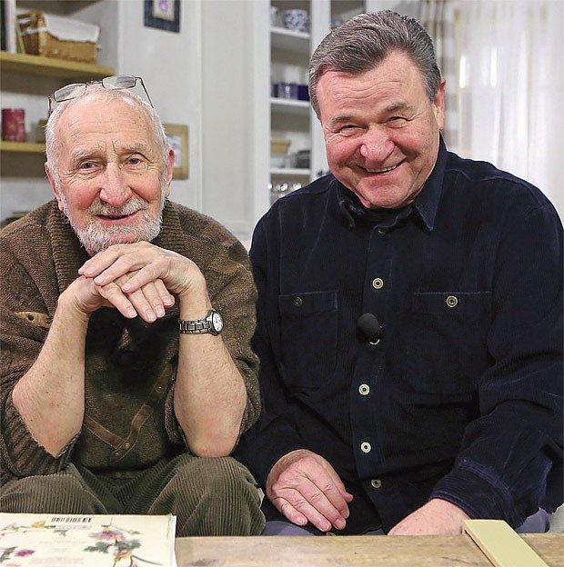 Václav Větvička a Václav Postránecký