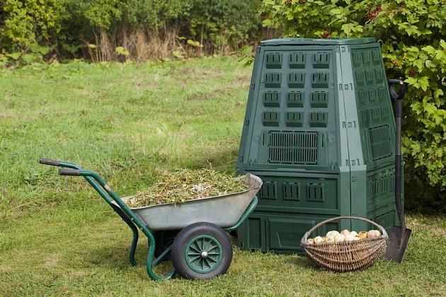 Správné kompostování vám zaručí zdravou zahradu