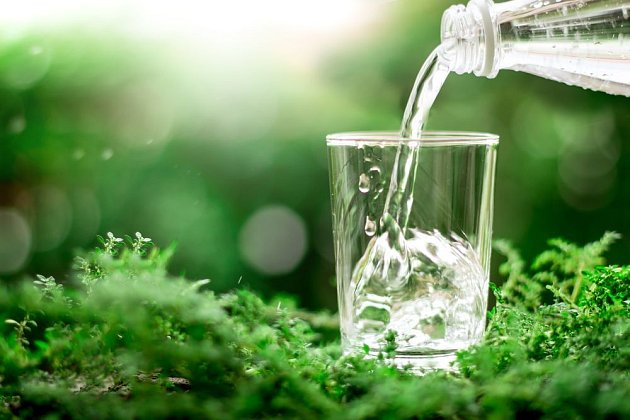 Při sportu je třeba průběžně doplňovat tekutinu i minerály