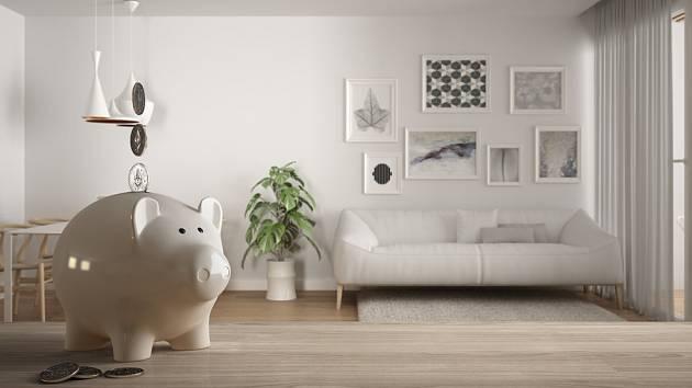 Také rekonstrukce obývacího pokoje nemusí stát majlant! Minimalismus, který je v módě, vám jen nahrává.