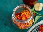 Vyrobte si vlastní sušená rajčata. Je to vážně jednoduché.