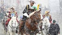 Velikonoční jízda na koních, Německo