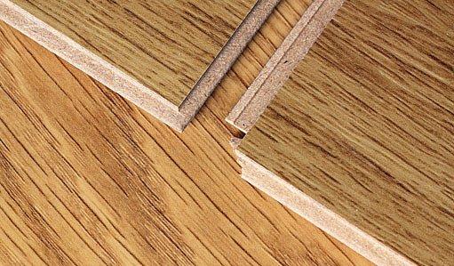 laminátová podlaha