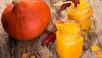 Džus z dýně doplní podzimní menu