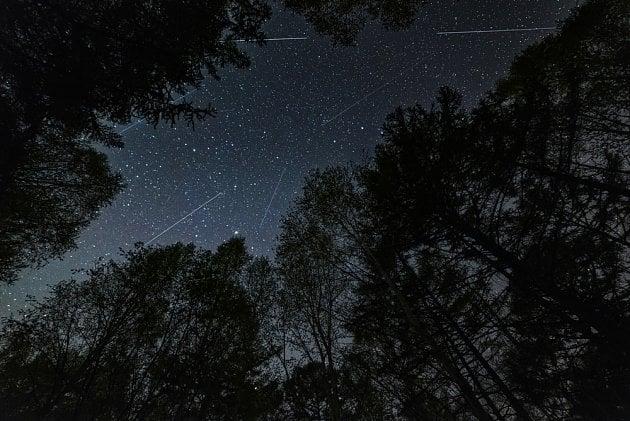 Hvězdná obloha se nikdy neokouká