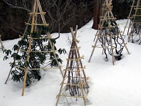 Lehká ochrana proti sněhu