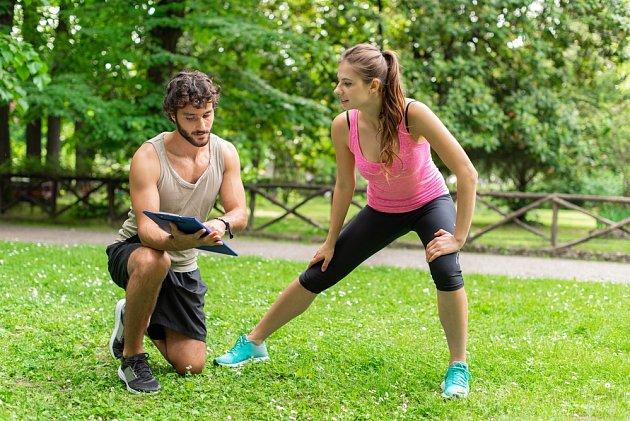 Zdravý pohyb je důležitý, stačí chůze. Ta je velice efektivní