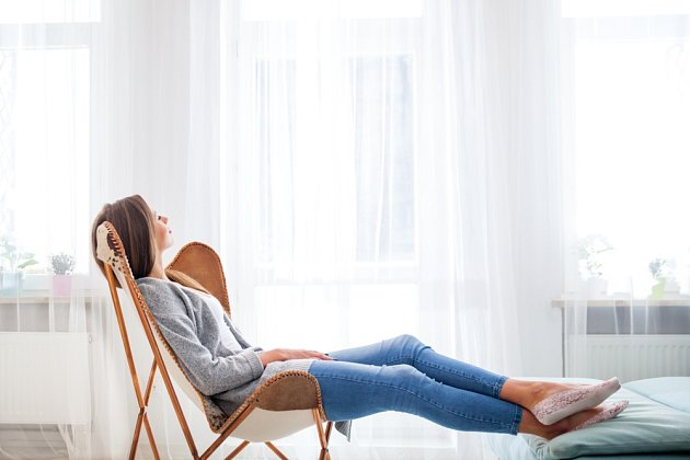 Provoněný byt je příjemným místem k relaxaci