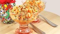 zdravý a chutný salát s topinamburem