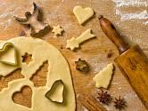 Pečení vánočního cukroví je tradice