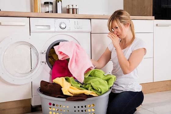 Zapáchající prádlo
