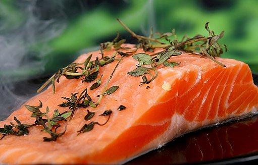rybí maso je velmi zdravé