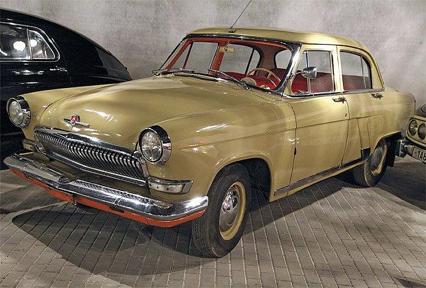 Volga GAZ–21