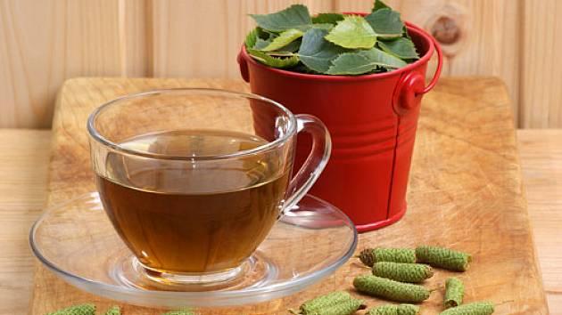 Výsledok vyhľadávania obrázkov pre dopyt čaj z brezových listov