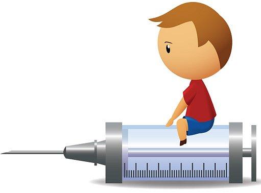 očkování předškolních dětí