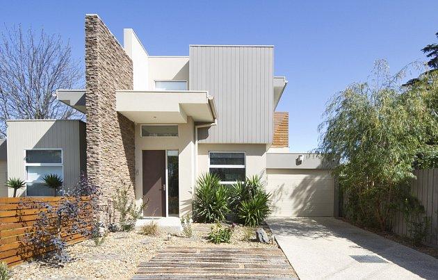 I blízké okolí domu je velmi důležité správně navrhnout.