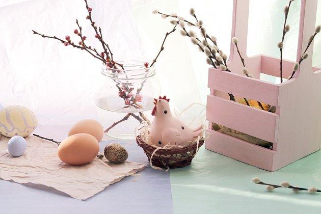 S kočičkami vykouzlíte velikonoční dekoraci snadno a rychle
