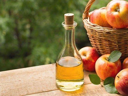 Jestliže je plíseň v počáteční fázi, použijte na ní snadno dostupné a zároveň velmi účinné prostředky na její odstranění. Nejoblíbenější je ocet, může být i jablečný.