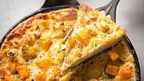 Dýňová omeleta je lahodná a zdravá