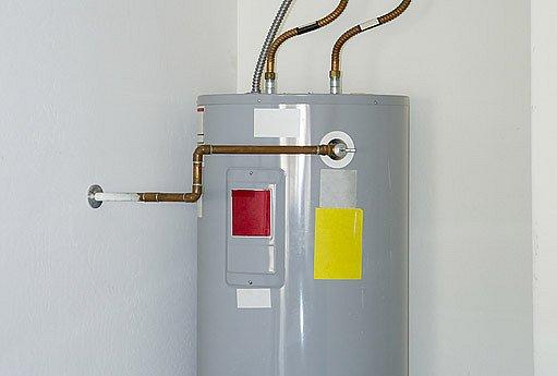 akumulační nádrž pro teplou vodu