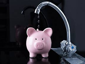 Šetřit vodou je ekologické i ekonomické