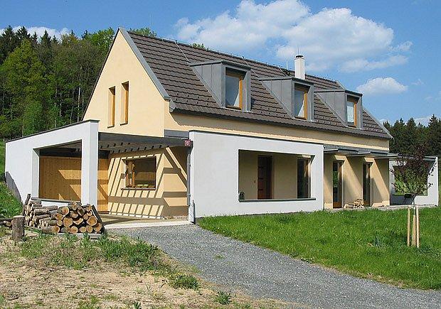 Hotová stavba ve Velkých Pavlovicích
