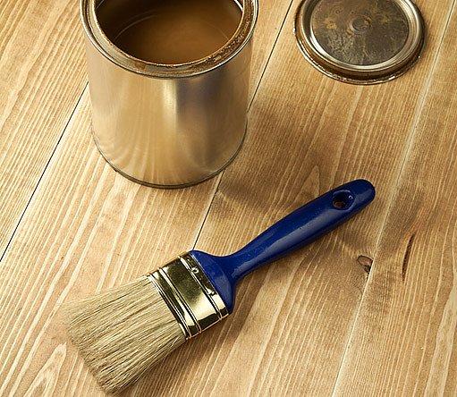 ošetřování dřeva