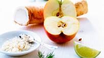 Jablečný křen připravíte snadno a rychle