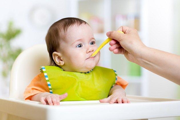 Na stravě v raném věku hodně záleží